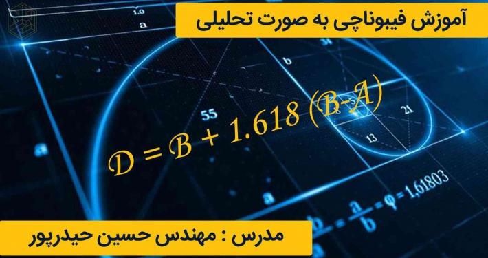 محاسبات فیبوناچی در اکسل